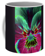 Pansy 01 - Photopower - Thoughts Of You Coffee Mug
