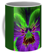 Pansy 02 - Photopower - Thoughts Of You Coffee Mug