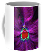Pansy 03 - Photopower - Thoughts Of You Coffee Mug