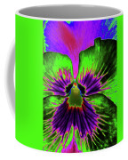 Pansy 06 - Photopower - Thoughts Of You Coffee Mug
