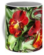 Pansy Hybrid Coffee Mug