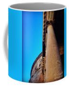 Pantheon Column Coffee Mug
