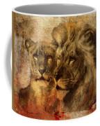 Panthera Leo 2016 Coffee Mug