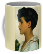 Paolo Coffee Mug by Frederic Leighton