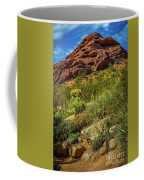 Papago Mountain Coffee Mug