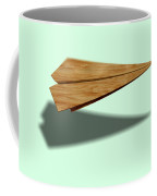 Paper Airplanes Of Wood 9 Coffee Mug