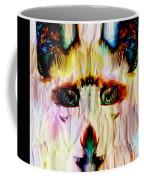 Paper Fox  Coffee Mug