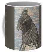 Paper Pug Coffee Mug