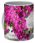 Papery Pink Riot Coffee Mug