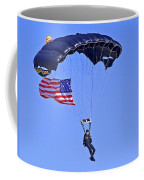 Parachutist Coffee Mug