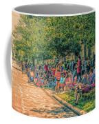Parade #6 Coffee Mug