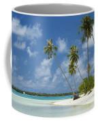 Paradise - Maupiti Lagoon Coffee Mug
