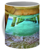 Paradise In Grand Turk Never Ends Coffee Mug