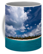 Paradise Is Sandy Cay Coffee Mug by Adam Romanowicz