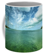 Paradise On Earth, Florida Keys Coffee Mug