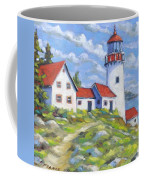 Paradise On The Point Coffee Mug