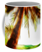 Paradise Palm Coffee Mug