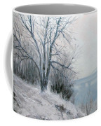 Paradise Point Bridge Winter Coffee Mug
