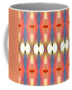 Paradise Repeated Coffee Mug by Amy Vangsgard