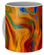 Paradise Sands On Palace Walls Coffee Mug