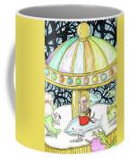 Parallel Carousel Coffee Mug
