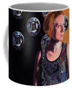 Parallel Spheres Coffee Mug