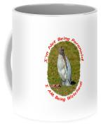 Paranoid Woodstork Coffee Mug