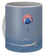 Parasailing In Florida Coffee Mug