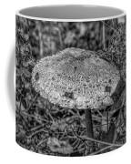 Parasol Mushroom #h2 Coffee Mug