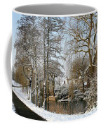 Walk In A Snowy Park Coffee Mug