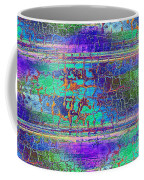 Parched - Abstract Art Coffee Mug