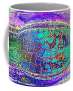 Parched Earth Abstract Coffee Mug