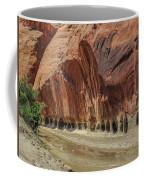 Paria River In Paria Canyon-vermillion Cliffs Wilderness Coffee Mug