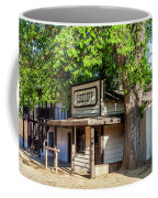 Parimount Ranch Sheriff Office Coffee Mug