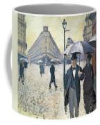 Paris A Rainy Day Coffee Mug
