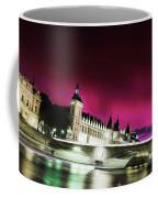 Paris At Night 18 Art Coffee Mug