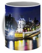Paris At Night 22 Coffee Mug