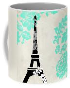 Paris Blues Coffee Mug