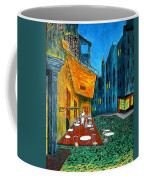 Paris Cafe Coffee Mug