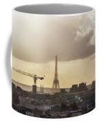Paris City View 30 Art Coffee Mug