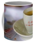 Paris Coffee Coffee Mug