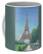 Paris Eiffel Tower Coffee Mug