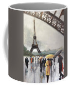 Paris Fog Coffee Mug