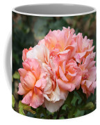 Paris Garden Roses Coffee Mug
