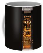 Paris Grocery Store Coffee Mug