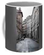 Paris Neighborhood Marais - No Right Turn 1 Coffee Mug
