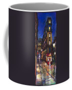 Paris Old Street Coffee Mug