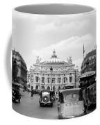 Paris Opera 1935 Coffee Mug