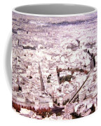 Paris Panorama 1955  Coffee Mug