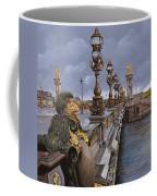 Paris-pont Alexandre IIi Coffee Mug by Guido Borelli